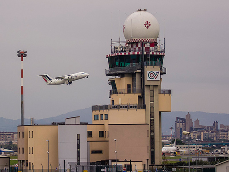 FAS Srl Airport Services - Gestione emergenze 24 h presso aeroporto di firenze