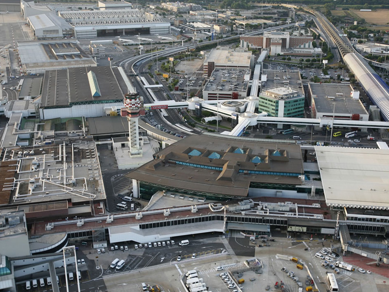 FAS Srl Airport Services - Gestione emergenze 24 h presso aeroporto di fiumicino