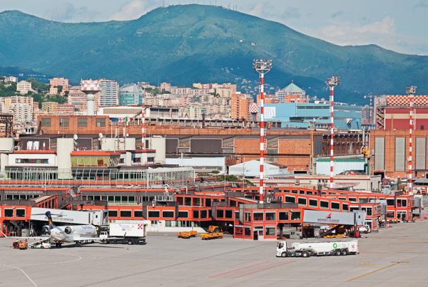 FAS Srl Airport Services - Gestione emergenze 24 h presso aeroporto di genova