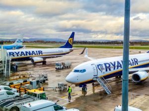 ryanair-airplane-airport